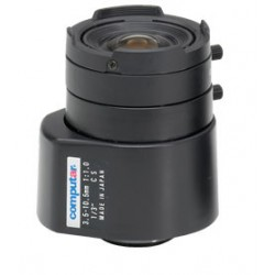 Computar HG3Z4512AFCS-IR 1/2-inch 4.5-12.5mm f1.2 Varifocal, Video