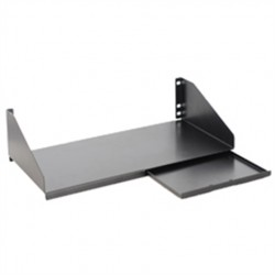 ICC ICCMSRKSMT Keyboard Shelf with Sliding Mouse Tray
