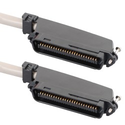 ICC ICPCSTMM25 25-Pair Cable Assembly w/50-Pin Male to Male Connectors