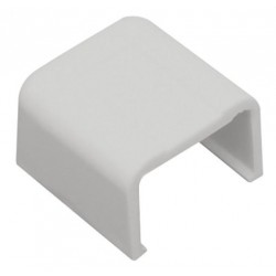 "ICC ICRW13ECWH 1 3/4"" End Cap - White 10Pk"