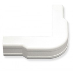 "ICC ICRW22CCWH 3/4"" Outside Corner Covers - White"