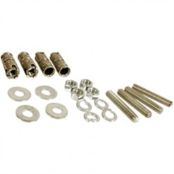 ICC ICCMSRFLKT Concrete Floor/Wall Rack Install Kit