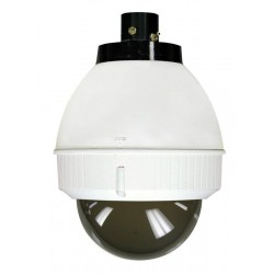 Moog IFDP75TN IP Network Ready Indoor Dome Housing with Pendant Mount, Tinted Dome