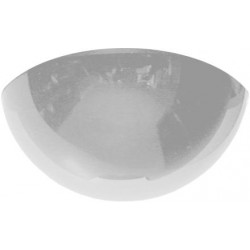 Pelco IMELD1-1V Clear Lower Dome Bubble for Sarix IME Series
