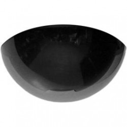 Pelco IMELLD1-0BI Lower Dome Assembly for Sarix IME Series, Black