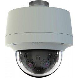 Pelco IMM12027-1EP 12 Megapixel 270° Panoramic Pendant, Environmental Vandal Network Camera, Gray