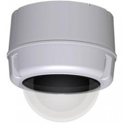 Videolarm ISM5CN 6in Compact Ind. Vandal Resist Polycarbonate Surface Mnt Dome Hsg Clr