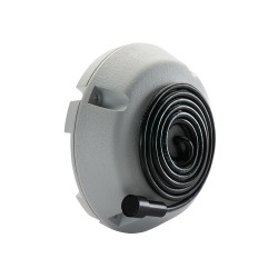 Louroe Electronics Verifact B Omni-directional Dome Mic. for High Ceiling Applications
