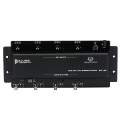 Louroe Electronics LE-288 (4)-Zone Audio Interface Adapter