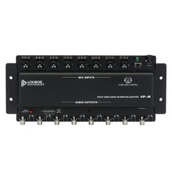 Louroe Electronics IF-8 (8)-Zone Audio Interface Adapter