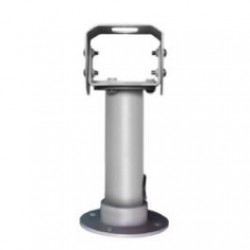Bosch LTC 9210/01 8-inch Indoor/Outdoor Feed-Through Column Mount for 938X and 948X Series Housings