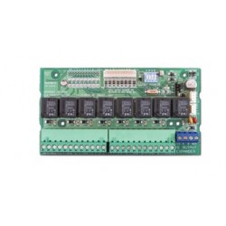 Elk M1XOVR 16-Output Expander, 8 Voltage and 8 Relays
