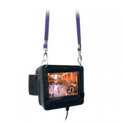 """COP-USA MC3.5H-BP 3.5"""" TFT/LCD High Res Color Monitor w/Battery Pack."""