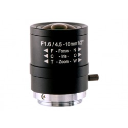Arecont Vision MPL4-10 4.5-10mm Manual Iris Varifocal Lens