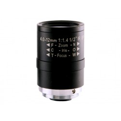 Arecont Vision MPL4-12 4-12mm Manual Iris Varifocal Lens