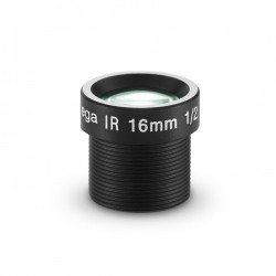 Arecont Vision MPM16.0 16mm IR Corrected M12 Lens