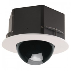 Videolarm MR7TL ling mount dome hsg, tinted, IP camera, includes trim ring