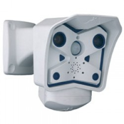 Mobotix MX-M12M-WEB-D43 3 MP Day/Night IP Camera