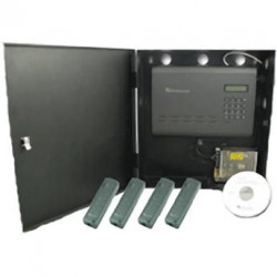 Everfocus NAV-04-1A 4 Door NAV kit with 2 door expansion