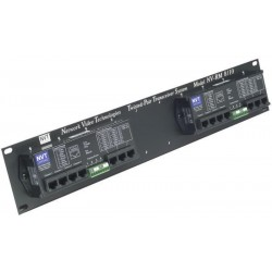 NVT NV-RM8/10 Rack Panel for Rack Mounting Transceivers