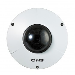 CNB NV21-0MH 2Mp Outdoor D/N Network Flat Vandal Dome