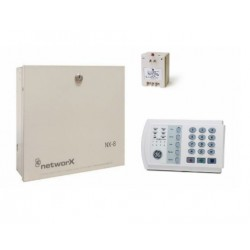 Interlogix NX-8-KIT NX-8 Kit with NX-108E Keypad