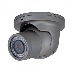 Speco O2D60M 2Mp Outdoor IR Network Turret Dome