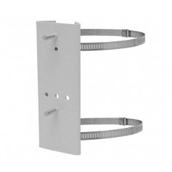Pelco PA100 Pole Mount Adapter for use with EM22 Wall Mount