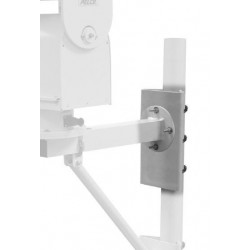 Pelco PA102 Mt Pole Adapter for WM2000 Mt