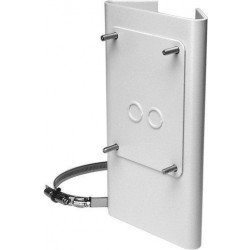 Pelco PA402 Pole Mount Adaptor for Spectra and Legacy Wall Mounts