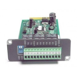 Minuteman Programmable Relay Card, Dry Contact & Programmable Relay Card
