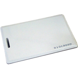 ZKAccess Prox Card Thick (Clamshell)