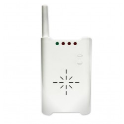 Optex RC-20U Wireless 2000 3-Channel Receiver Chimebox