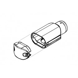 American Dynamics ROENDC Dome Mount Adapter
