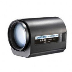 Samsung Security SLA-880 1/2-inch DC10X Motorized Zoom, Varifocal Auto Iris 8~80mm, F1.2 CS-mount