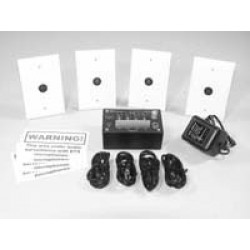 ETS SMI-4 4 Channel Microphone Interface Box
