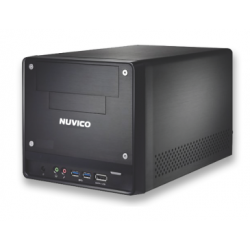 Nuvico SN-C1602 PC Based Up to 16 Channel Hybrid NVR