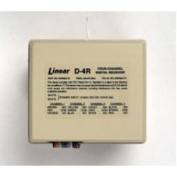 Linear D-4R 4-Channel Receiver
