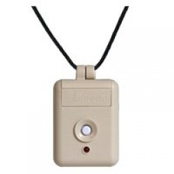 Linear ET-2-19 Miniature Transmitter, White Button