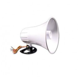 Elk SS15 Exterior Dual Tone Self Contained Siren, 15W