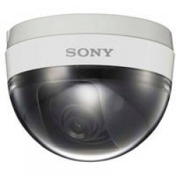 Sony SSC-N12A 540TVL Day/Night MiniDome Camera, 6mm Lens