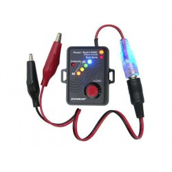 Seco-Larm ST-BT02Q 6-in-1 Battery Tester