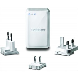 TRENDnet TEW-817DTR AC750 Dual Band Wireless Travel Router