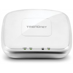 TRENDnet TEW-821DAP(CA) AC1200 Dual Band PoE Access Point