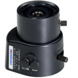 Computar TG3Z2910AFCS-IR 1/3-inch 2.9-8.2mm f1.0 Varifocal, Video