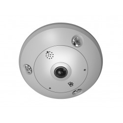 Interlogix TVF-3101 TruVision 3Mp Indoor 360-Degree Network Camera