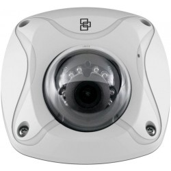 Interlogix TVW-3116 3Mp Outdoor WiFi Network Vandal Dome