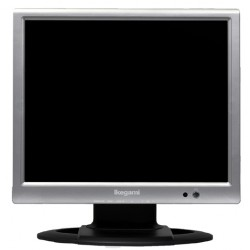 Ikegami ULM-193 19-inch High Resolution Security Surveillance LCD Monitor