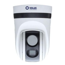 Veilux V-Thermal-1928 Outdoor Thermal Imaging PTZ Camera, 19mm