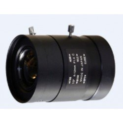 "ViewZ VZ-B612VM 1/2"" Vari-Focal Lens with Manual Iris 6-12mm"
